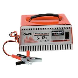 Pro-Charger 12V - Cargador de batería 5A