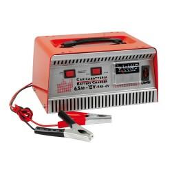 Pro-Charger, cargador de batería 6 / 12V - 9 / 6.5A