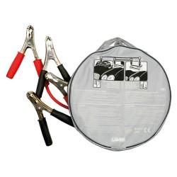 Cables de batería 12V - 250 cm - 200 A - 6 mm²