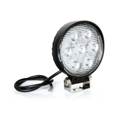 WL-1, 7 luces auxiliares Led - 10 / 30V - Blanco