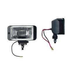 Faro halógeno auxiliar antiniebla luz blanca 12V