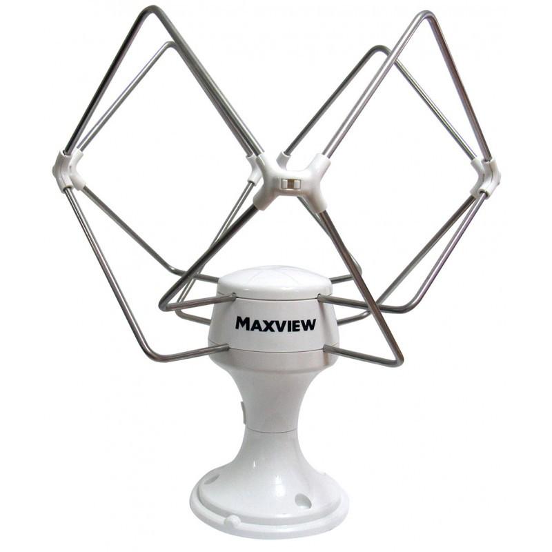 Antena Omnimax 360º con amplificador