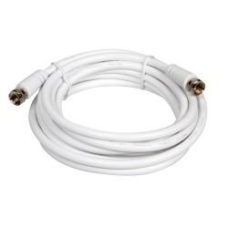 Cable coaxial para antena TV Globo 3 metros