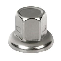 Juego de 40 tapas de pernos de acero inoxidable - Ø 32 mm