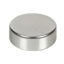 Disco magnético de neodimio - 35N - 27x10 mm