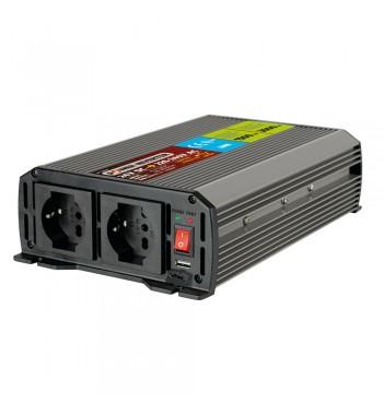 Transformador de 24V a 220V 1500W
