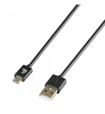 Cable USB y micro USB essential 100 cm