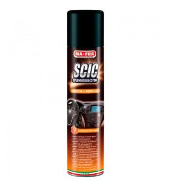 Limpia salpicadero protector SCIC 600 ml
