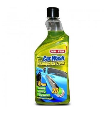 Lava y encera car wash