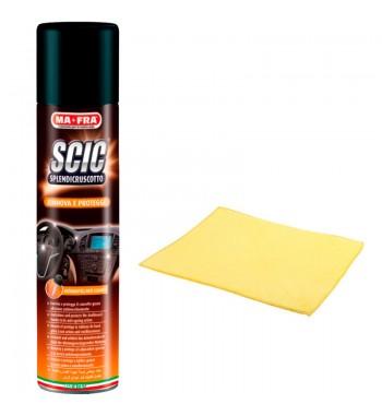 Limpia salpicadero protector SCIC con bayeta