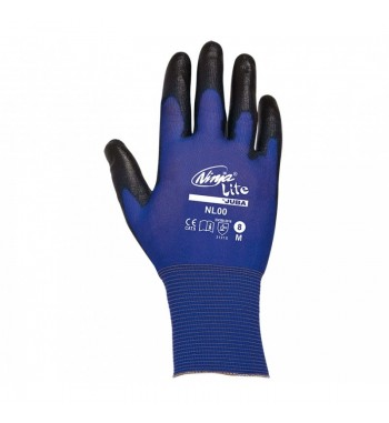 Guante JUBA ninja lite nylon azul