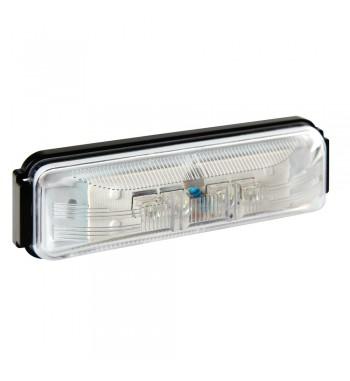 Luz de gálibo blanca 4 led