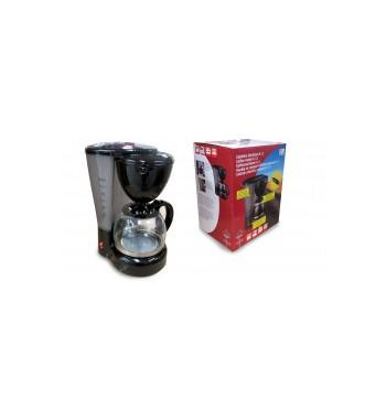 Cafetera 5-6 tazas café con función STOP