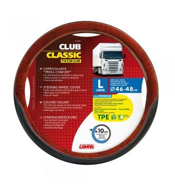 Funda volante club premium madera 46-48 cm