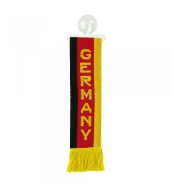 Mini banderín Alemania
