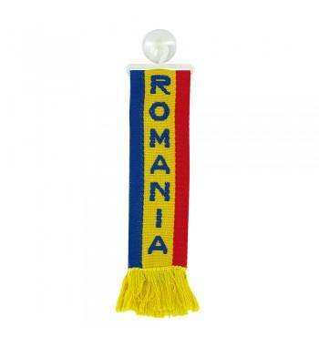 Mini banderín Rumanía