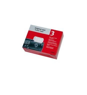 Rollo papel de tacógrafo digital 3 unidades