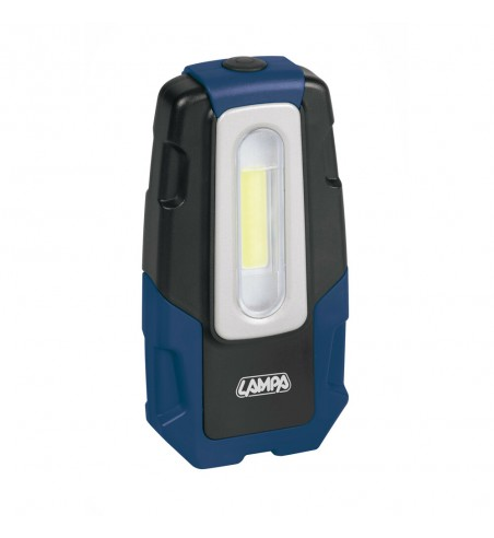Linterna led recargable 12/24/230V