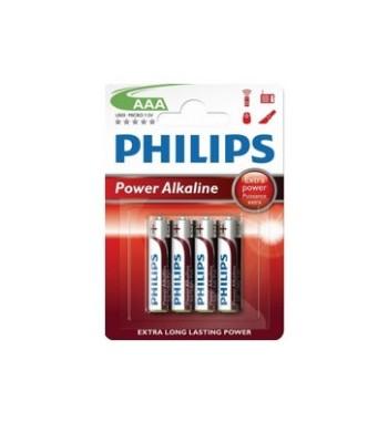 Pila alkalina Philips LR3
