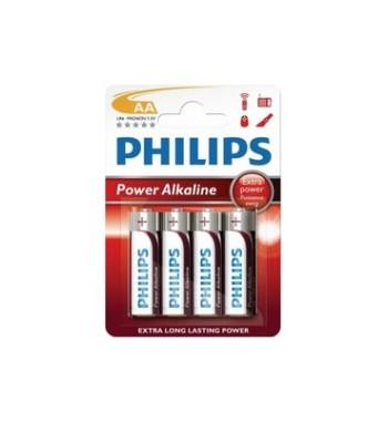Pila alkalina Philips LR6