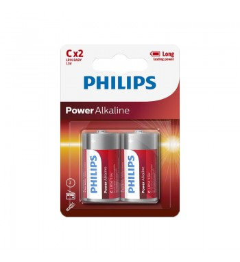 Pila alkalina Philips LR14