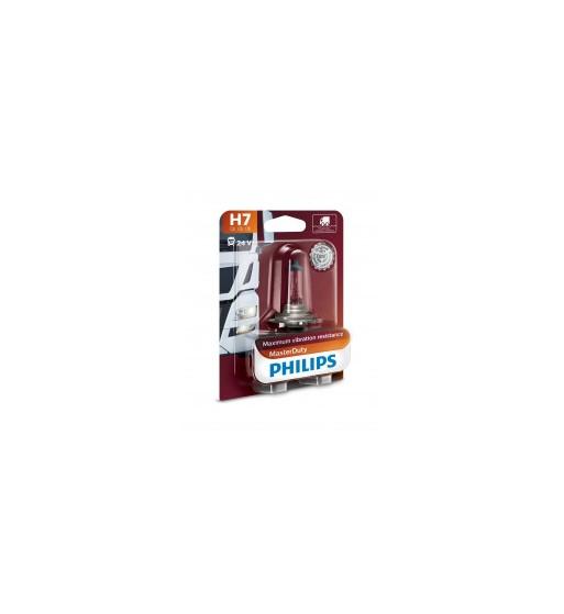 Lámpara H7 masterduty Philips 24V 70W PX26D