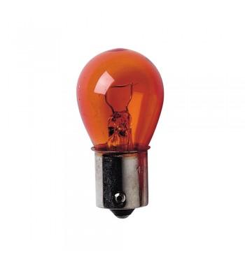 Lámpara P21W 1 filamento ambar 21W BAU15S