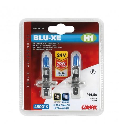 Lámpara H1 blue xenon 70W