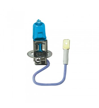 Lámpara H3 blue xenon 70W PK22S