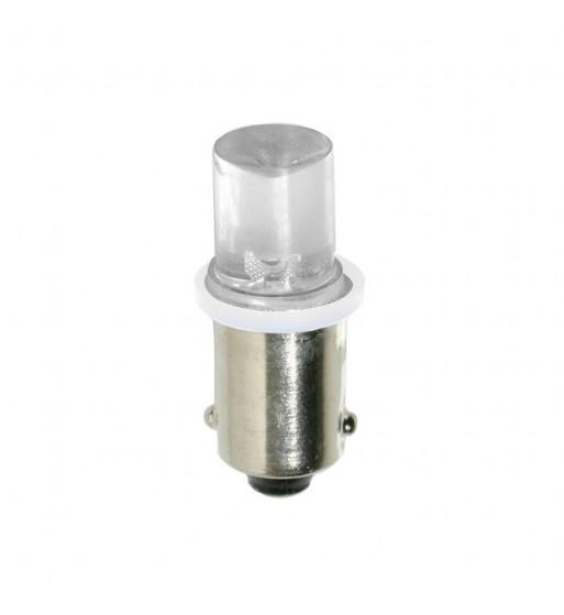 Lámpara T4W 1 Led Blanco 24V BA9S
