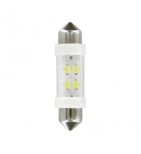 Lámpara led siluro blanco SV8 - 5 - 8