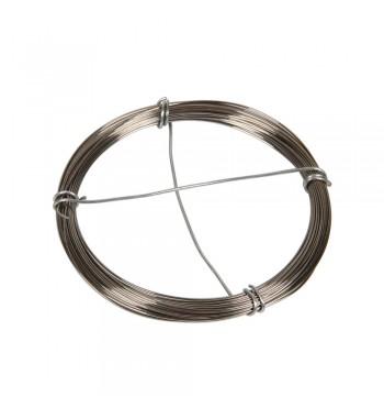 Alambre de acero galvanizado 10x0.5 mm