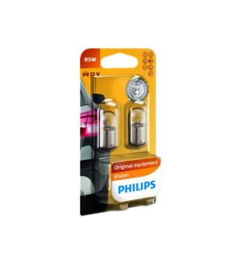 Lámpara R5W standard Philips 5W BA15S