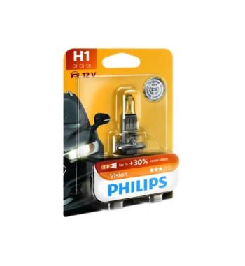 Lámpara H1 visión Philips 55W P145S