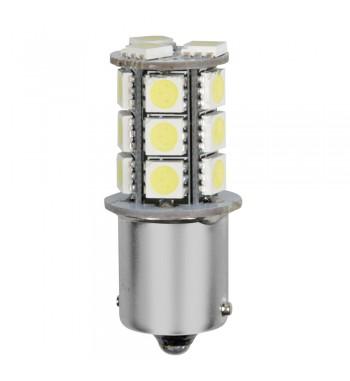 Lámpara P21W 18SMD x 3 chip BA15S