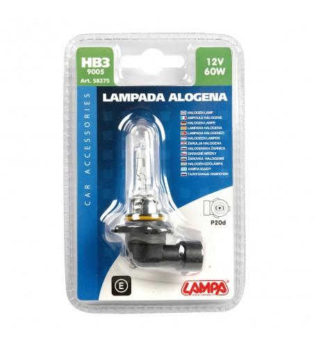 Lámpara HB3/9005 12V 60W P20D