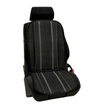 Respaldo asiento en fibra de celulosa natral gris