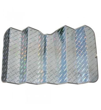 Paraol diamant reflex poliéster metalizado 140x80  cm