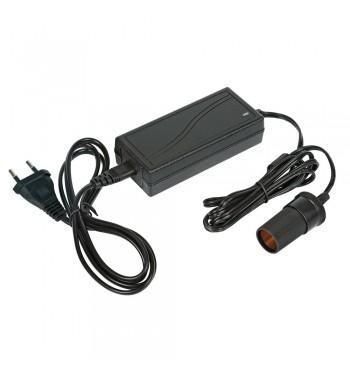 Transformador de 220/240V a 12V cable 350 cm