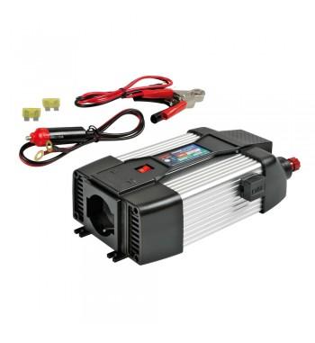 Transformador de onda senoidal pura de 12V a 230V 300W