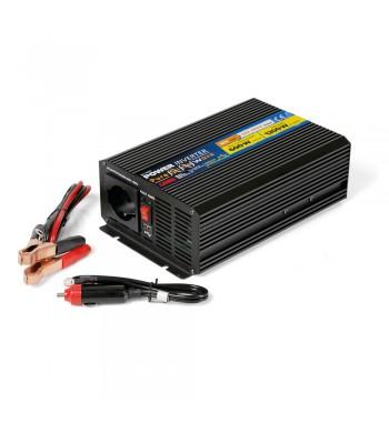 Transformador de onda sinusoidal pura de 12V a 230V 600W