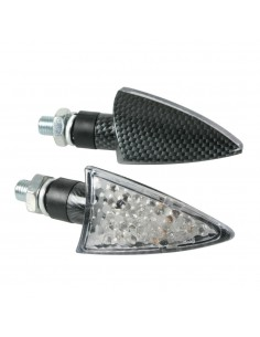 INTERMITENTE LED CARBON...