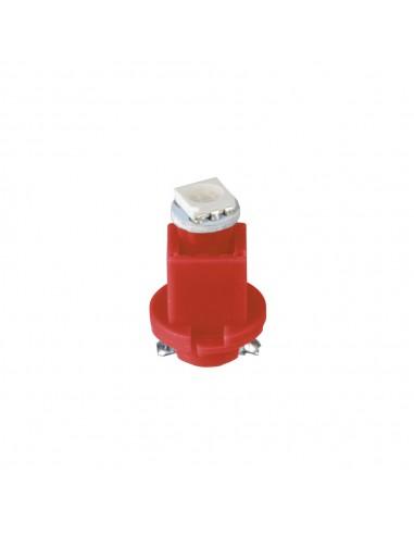 LUZ LED 24/30V LED SMD R11  B8,0 ROJO...