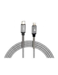 CABLE USB TIPO C+ LIGHTNING...