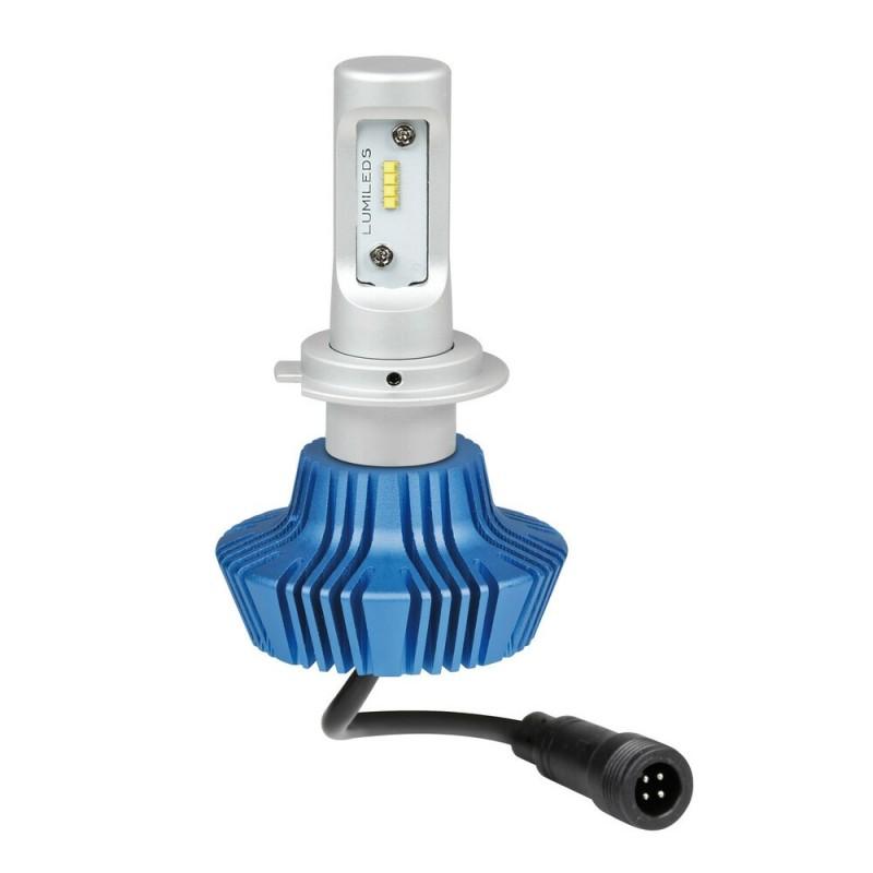 LAMPARA LED 10 - 30V-(H7)-25W - 1 PZ...