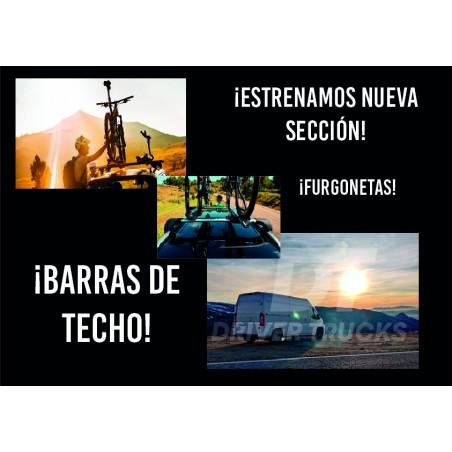 BARRAS DE TECHO