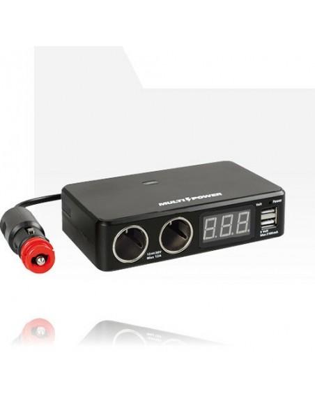 Conectores y cargadores de batería