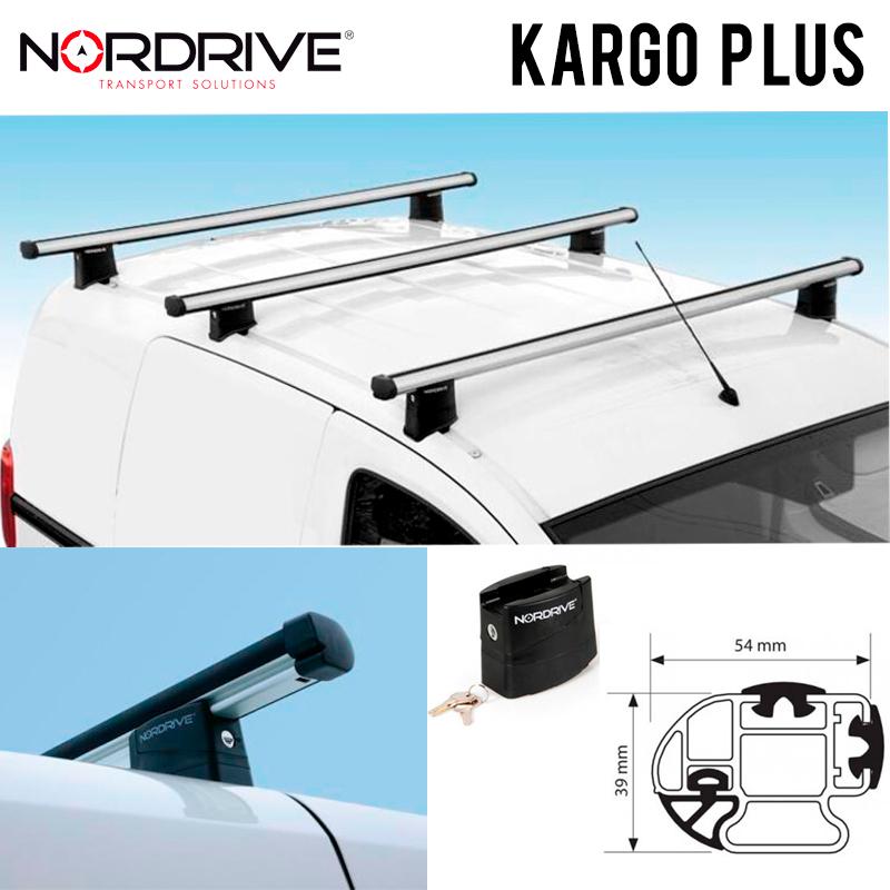 Barra de techo Kargo-Plus...