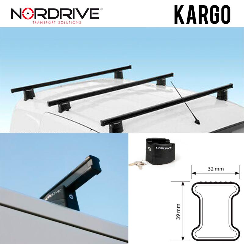 Barra de techo Kargo para...